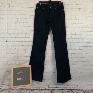 Jessica Simpson Womens dark blue jeans size 27